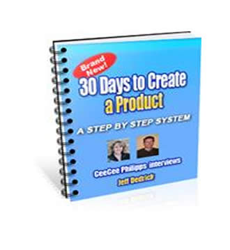 30 Days to Create a Product – A Step By Step System