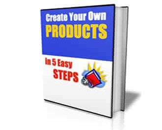 Create An Info Product In 5 Easy Steps