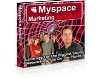 Myspace marketing secrets