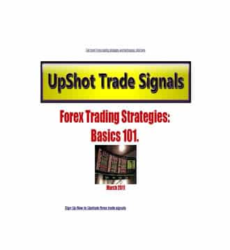Forex trading strategies basics 101