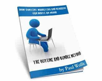 How Content Marketers and Bloggers Can Write An eBook – The Outline and Bundle Method