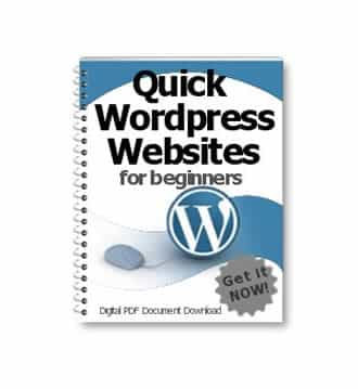Quick WordPress Websites For Beginners