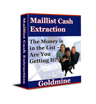 Mail List Cash Extraction