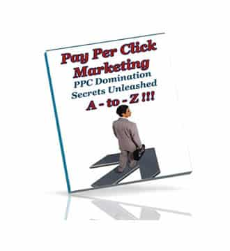 Pay Per Click Marketing A-To-Z !