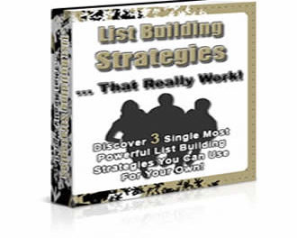 List Building Strategies That Really Work!