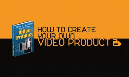 How To Create Your Own Video Products