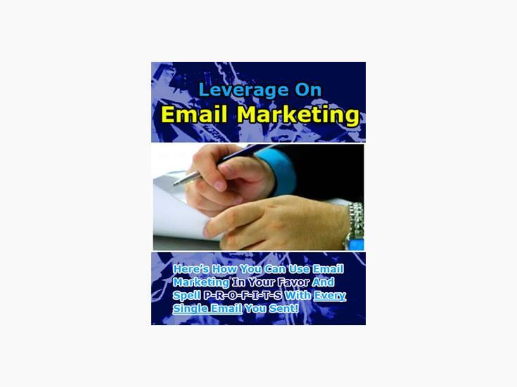 Leverage on Email Marketing