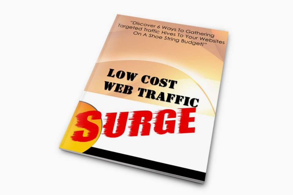 Low Cost Web Traffic Surge