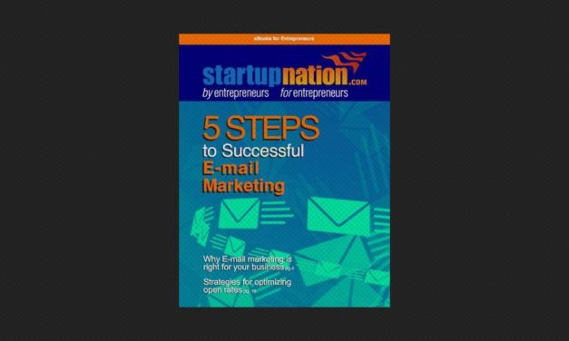 5 Steps to Successful E-mail Marketing