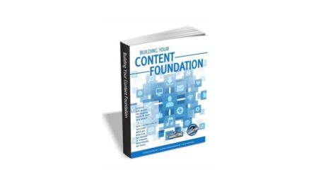 Building Your Content Foundation