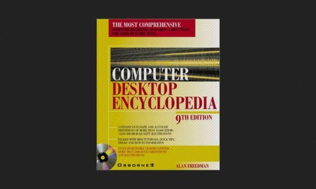 Computer Desktop Encyclopedia