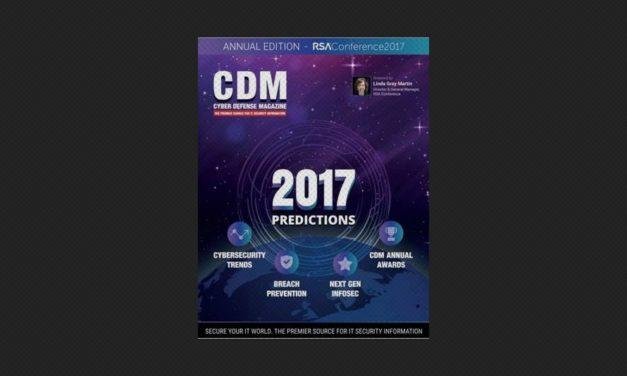 Cyber Defense Magazine – 2017 Predictions