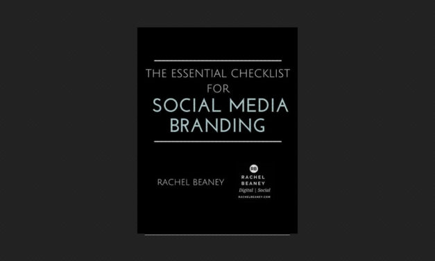 The Essential Checklist for Social Media Branding