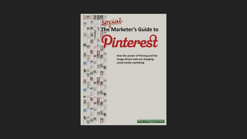 The Essentials of Marketing Kit – Includes the Free Social Marketer's Guide to Pinterest