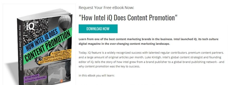 How Intel iQ Does Content Promotion by Native Advertising Institute