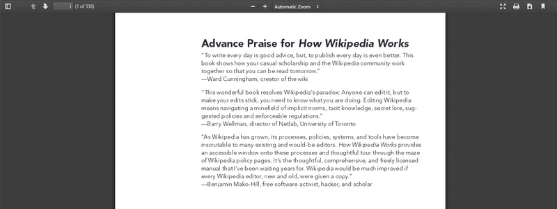 How Wikipedia Works: And How You Can Be a Part of It by Phoebe Ayers, Charles Matthews, Ben Yates