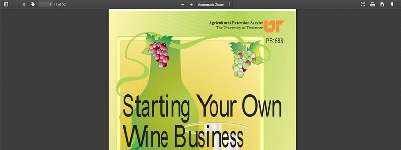 Starting Your Own Wine Business by W. C. Morris