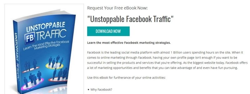 Unstoppable Facebook Traffic by Start Your Own Business Academy