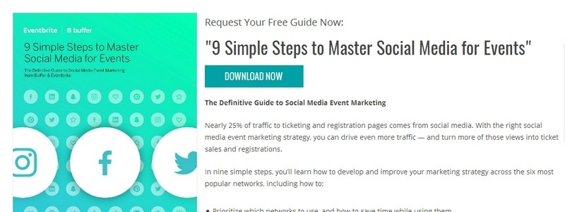 9 Simple Steps to Master Social Media for Events by Eventbrite