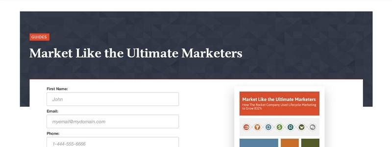 Market Like the Ultimate Marketers by Infusionsoft