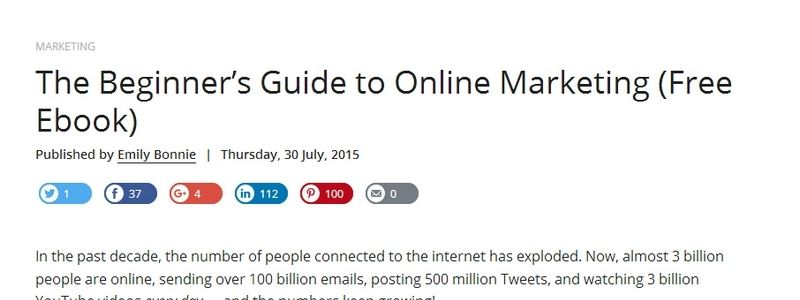 eMarketing: The Essential Guide to Online Marketing by Rob Stokes