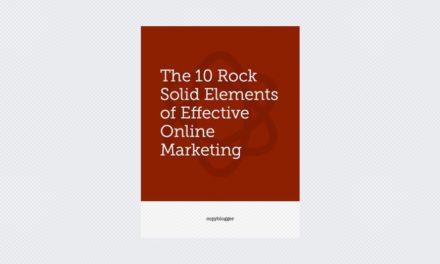 10 Rock Solid Elements of Effective Online Marketing