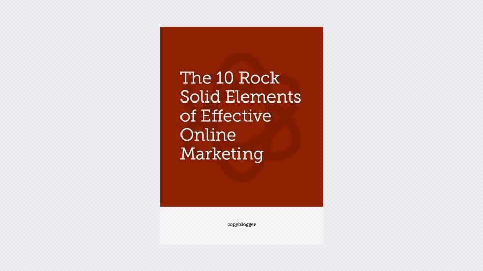 10 Rock Solid Elements of Effective Online Marketing