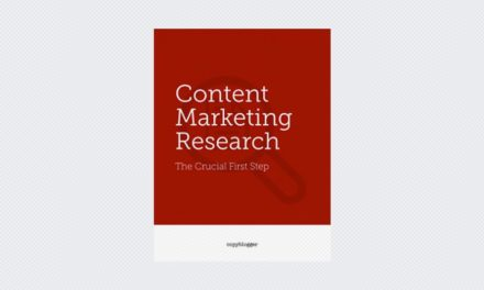 Content Marketing Research: The Crucial First Step