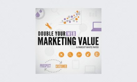 Double Your Web Marketing Value in 5 Easy Steps