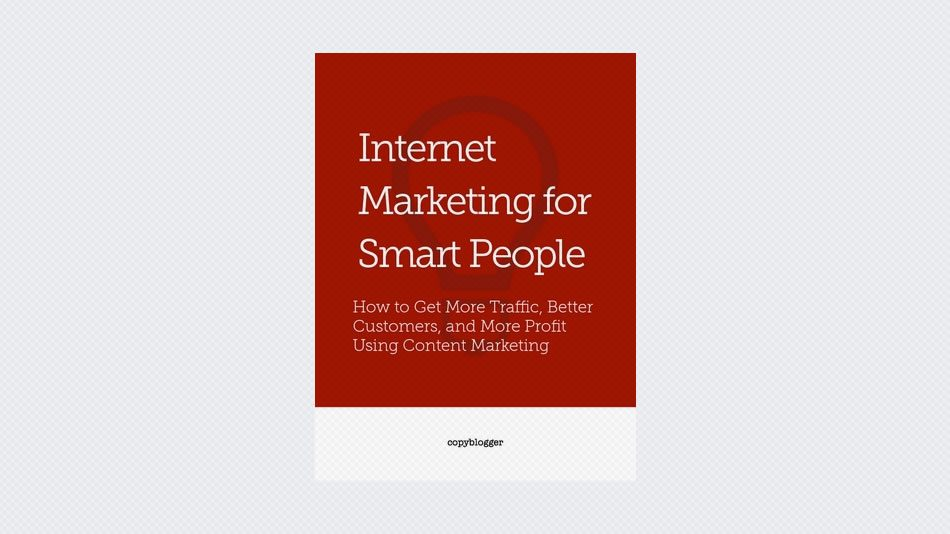 Internet Marketing for Smart People: Classic Edition