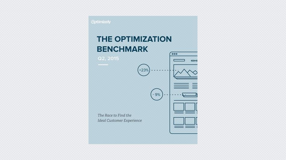 The Optimization Benchmark, Q2 2015