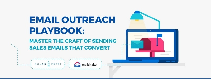 Email Outreach Playbook by Sujan Patel