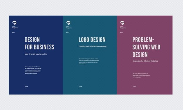 Design for Business: 3 Free Design Magazines