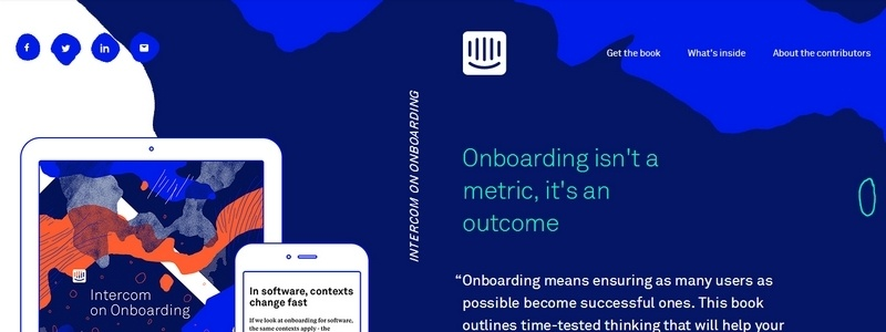 Intercom on Onboarding by Samuel Hulick