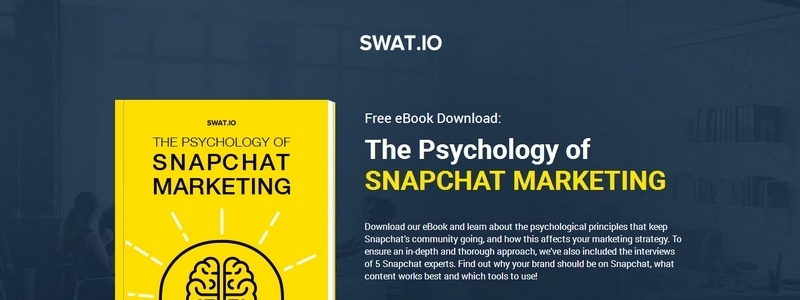 The Psychology of Snapchat Marketing by Michael Kamleitner
