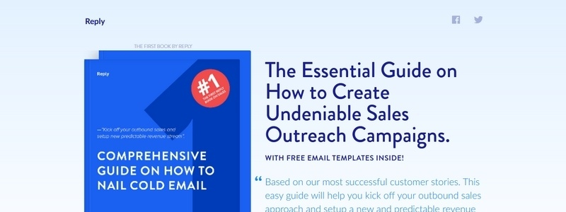 Comprehensive Guide on How to Nail Cold Email by Oleg Campbell