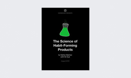 The Science of Habit-Forming Products