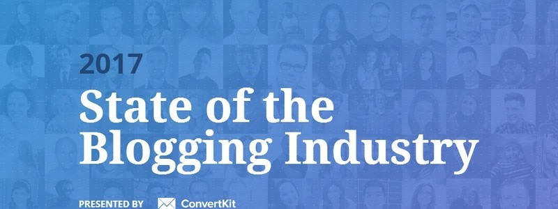 State of the Blogging Industry by Barrett Brooks and The ConvertKit Team